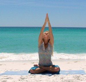 yoga helps control rheumatoid arthritis pain  in your